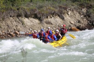 whitewater rafting wildlife discovery tour