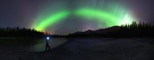 planetarium and winter stargazing