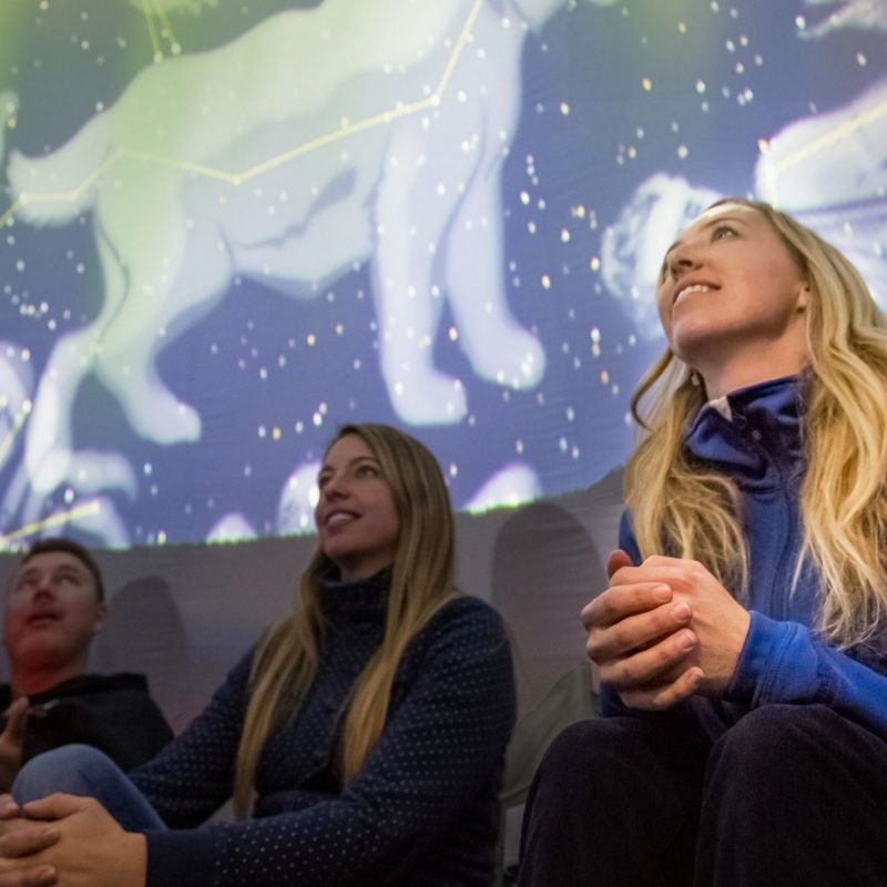 Explore Outer Space with The Jasper Planetarium