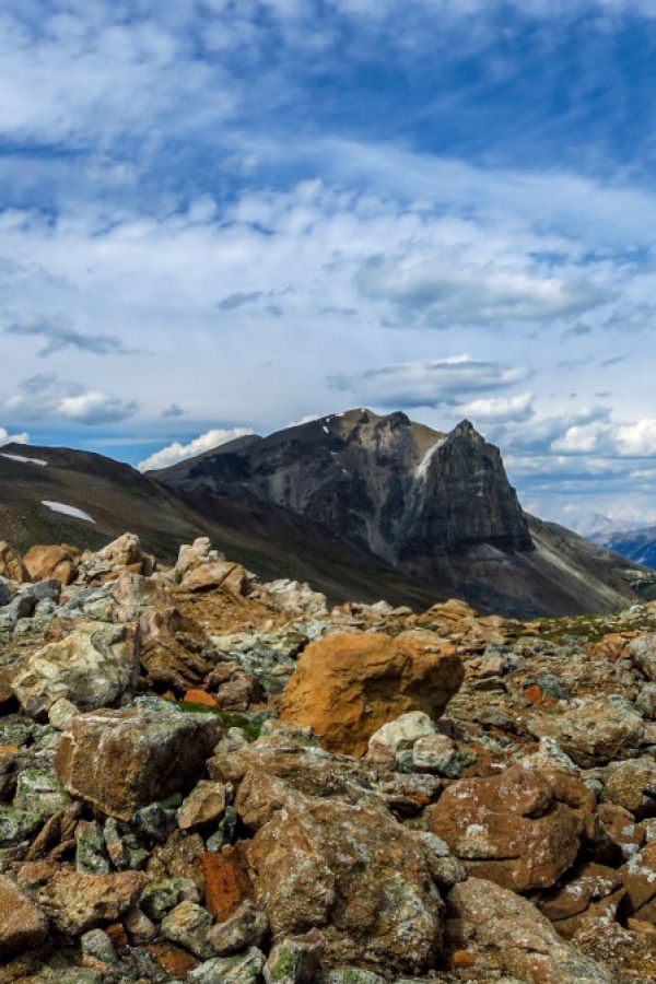 Venture on a Multi-day Backcountry trip with High Sights Guiding