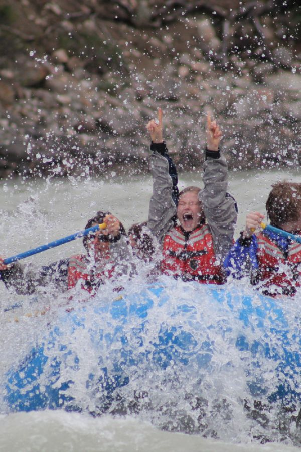 Paddle the Rapids with Rocky Mountain River Guides