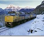 Icewalk train tour deal